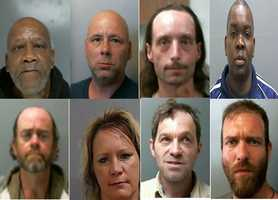 Megan's Law requires Pennsylvania sex offenders to register their place of residence. However, there are many Pa. sex offenders who are homeless. Click through to see the 157 offenders that Pennsylvania State Police have categorized as transient. The offenders are organized alphabetically. This gallery covers H through P.