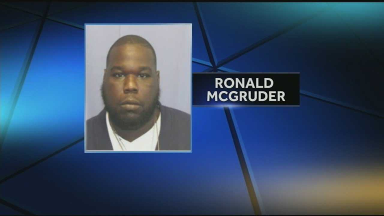 Thirty-five-year-old Ronald McGruder was shot to death on a Harrisburg street.