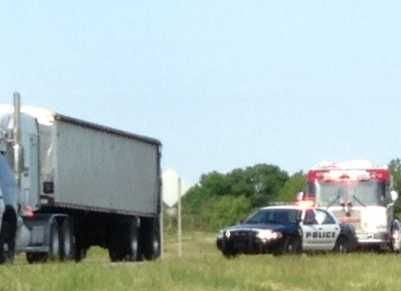 The crash happened in the westbound lanes between the Mount Joy and Cloverleaf Road exits around 8:30 a.m.