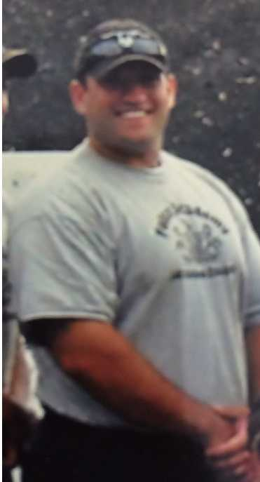Photo of Trooper Michael Trotta from Lackawanna College Police Academy.
