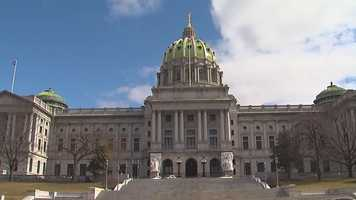 "State song: ""Pennsylvania"" (Written and composed by Eddie Khoury and Ronnie Bonner. Signed into law by Gov. Robert Casey on Nov. 29, 1990.)Verse 1Pennsylvania, Pennsylvania,Mighty is your name,Steeped in glory and tradition,Object of acclaim.Where brave men fought the foe of freedom,Tyranny decried,'Til the bell of independencefilled the countryside.Chorus Pennsylvania, Pennsylvania,May your future be,filled with honor everlastingas your history."