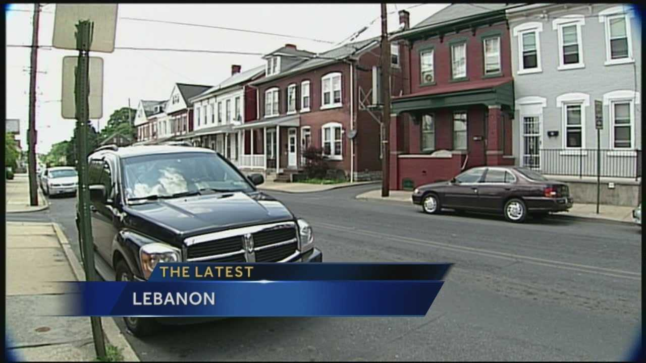 The shooting happened along the1200 block of Lehman Street.