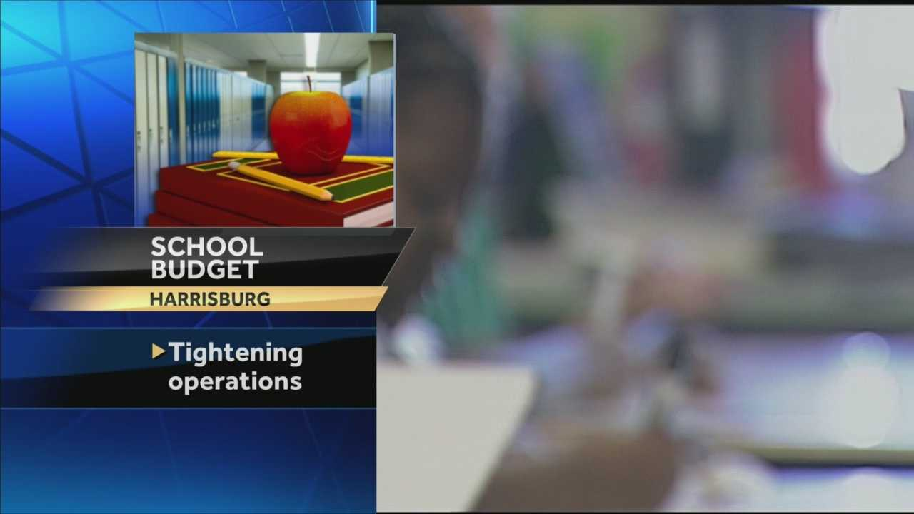 News 8 at 5:00 Harrisburg School District prepares to vote on new budget