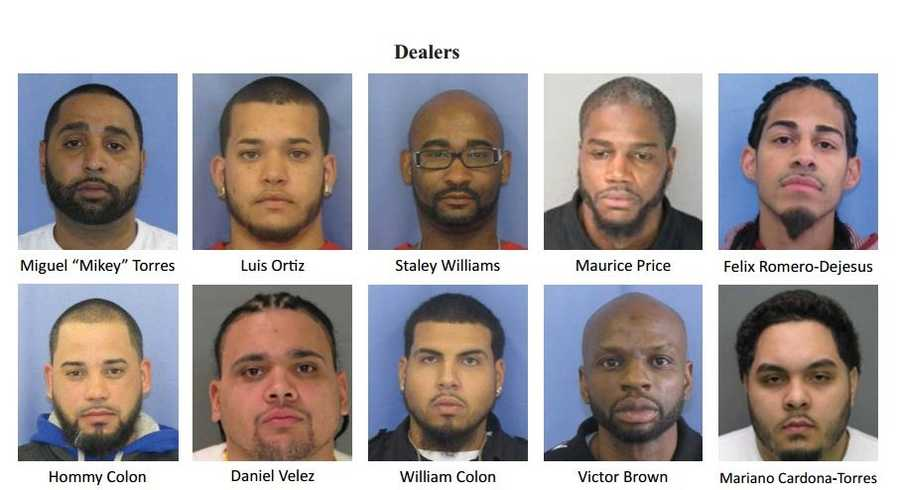Authorities have arrested 48 people for dealing and buying drugs in Berks, Lancaster and Schuylkill counties. Click here to read the full story.