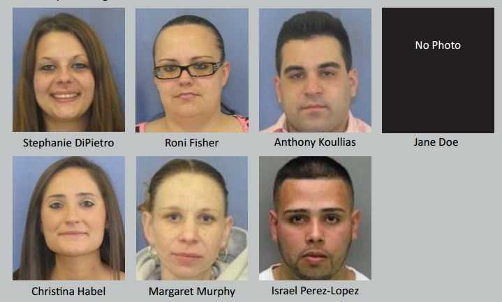 """The investigation, known as """"Operation Tourniquet,"""" began in July 2013 and revealed that the dealers were part of two loosely-tied organizations that are responsible for distributing drugs."""