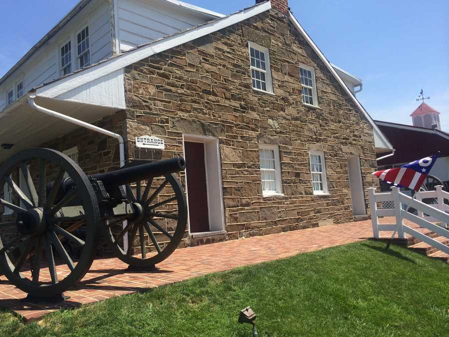 A famous building where General Lee's headquarters once were have never had the federal protection that many other historic properties in Gettysburg receive.