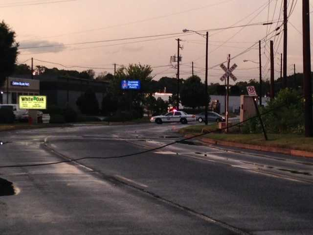 8:20 p.m. Tuesday, a downed wire closes Dillerville Road in Lancaster County between 72 and Fruitville Pike.