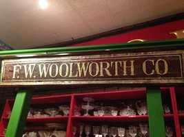 "The sale of Christmas items became more popular because of businessman F.W. Woolworth. He opened the second, and first successful, ""Woolworth's 5 and 10 Cent Store"" in Lancaster, Pa. in 1879."