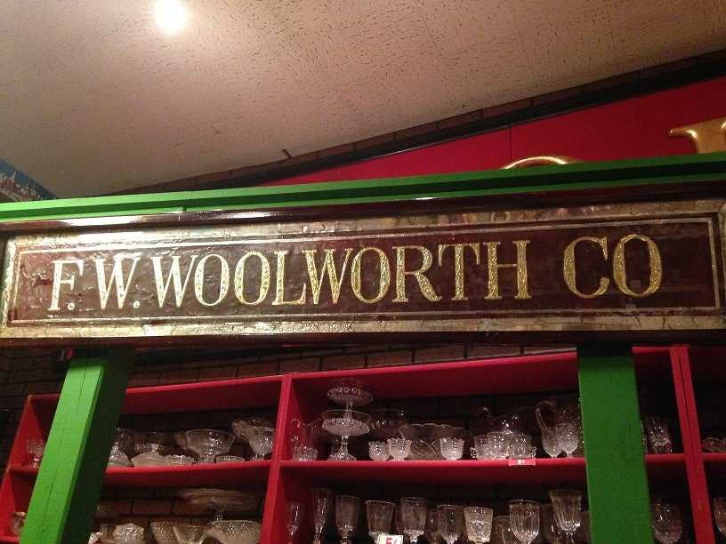 """The sale of Christmas items became more popular because of businessman F.W. Woolworth. He opened the second, and first successful, """"Woolworth's 5 and 10 Cent Store"""" in Lancaster, Pa. in 1879."""