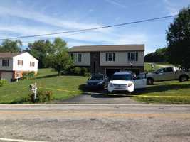 Two people were found dead in this Jacobus, York County, home on Wednesday morning.