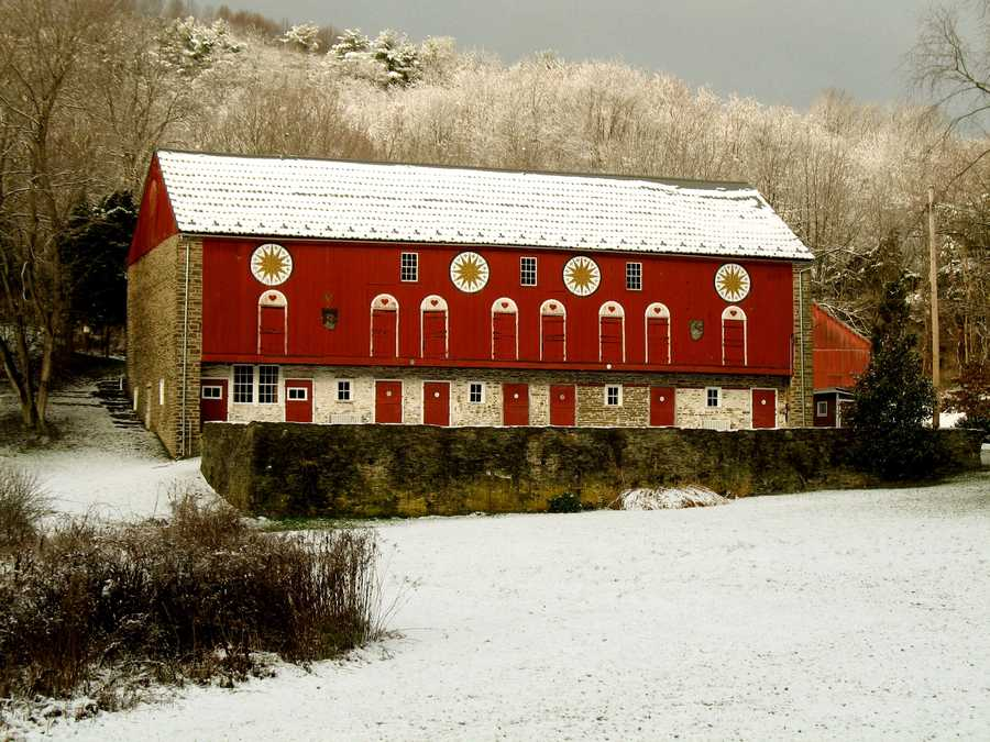 How much do you know about hex signs?Many barns in Pennsylvania are decorated with barn stars or hex signs, but not many people know their true origin and meaning.Click through to learn more.
