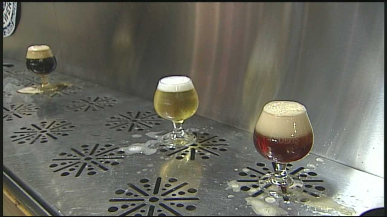 News 8 Today Key beer ingredient getting harder to tap