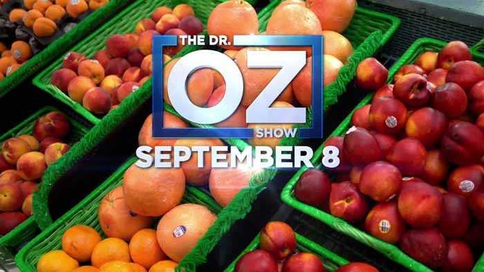 Dr. Oz begins his sixth amazing season, Monday Sept. 8th at 4 p.m. on WGAL 8!