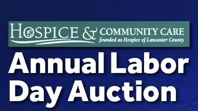 Hospice Labor Day Auction 2014