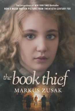 5. The Book Thief by Markus Zusak