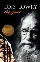 6. The Giver by Lois Lowry