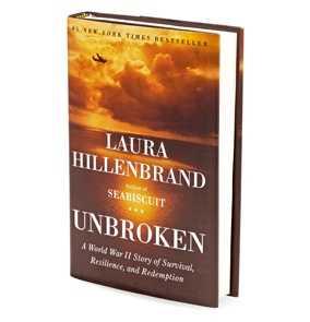 10. Unbroken by Laura Hillenbrand