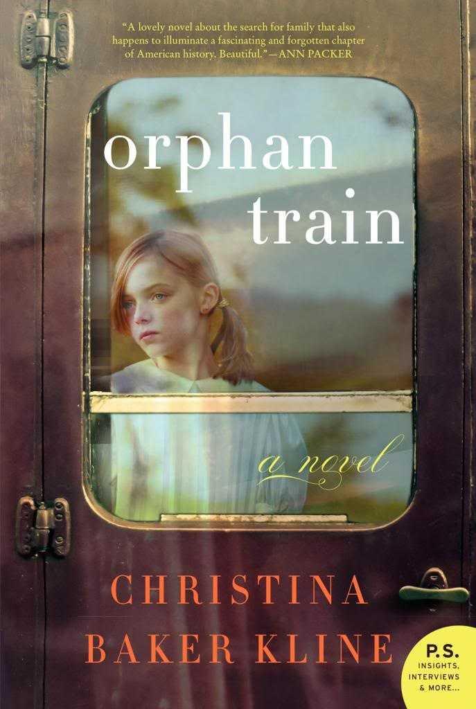 6. Orphan Train by Christina Baker Kline