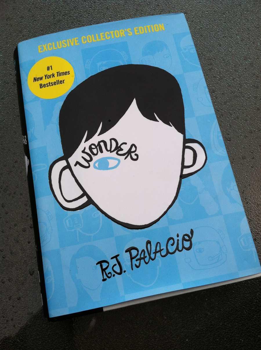 7. Wonder by R.J. Palacio