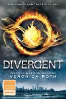 8. Divergent by Veronica Roth