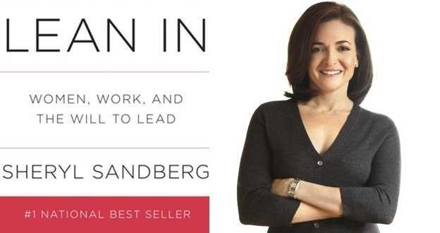 9. Lean In by Sheryl Sandberg