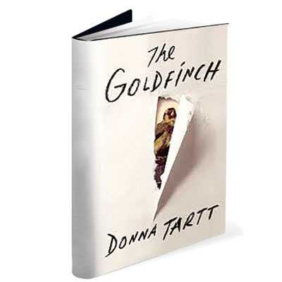 10. The Goldfinch by Donna Tartt [See what else is trending at the library: 10 most checked out DVD's]