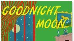 Goodnight Moon by Margaret Brown is the most consistently checked out book.