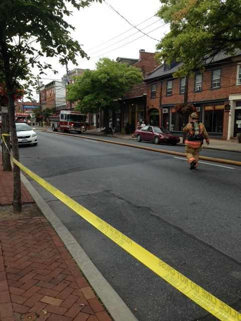 The most recent broke out around 10:20 a.m. in an apartment building on the 300 block of North Queen Street. It's out now and everyone made it out safely.