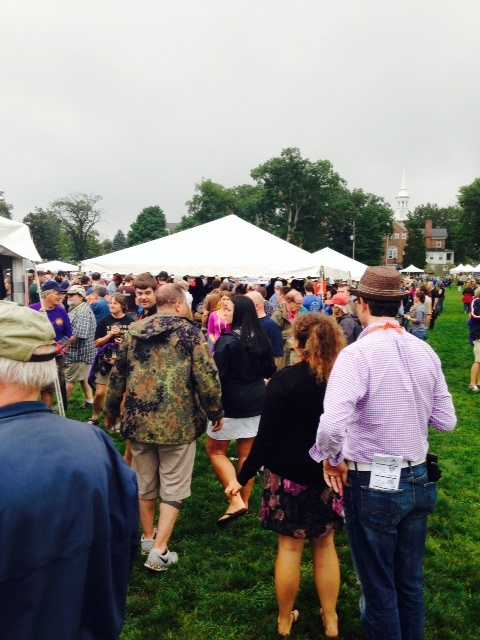 Many Susquehanna Valley breweries were in attendance including Tröegs, Lancaster and Stoudt's.