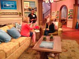 Learn more about the show at www.meredithvieirashow.com.