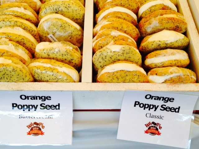 Pictured: Orange Poppy Seed