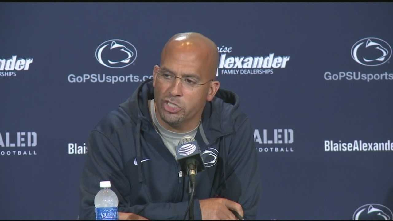 Penn State football begins new era