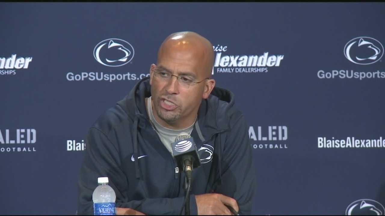 Penn State football begins new era