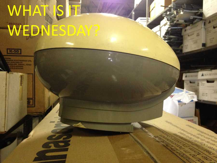 "Here is our Wednesday, Sept. 10 ""What is it Wednesday"" post. Click here to take a guess on our Facebook page."