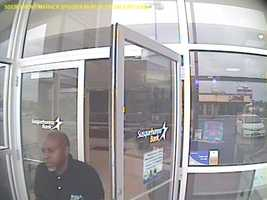 An armed robber held up the Susquehanna Bank on Carlisle Road shortly after 9 a.m. Thursday, according to officials.