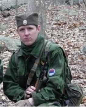 Pennsylvania State Police are searching for Eric Matthew Frein, 31, of Canadensis, Monroe County, in connection with the shooting of two Pennsylvania State troopers.