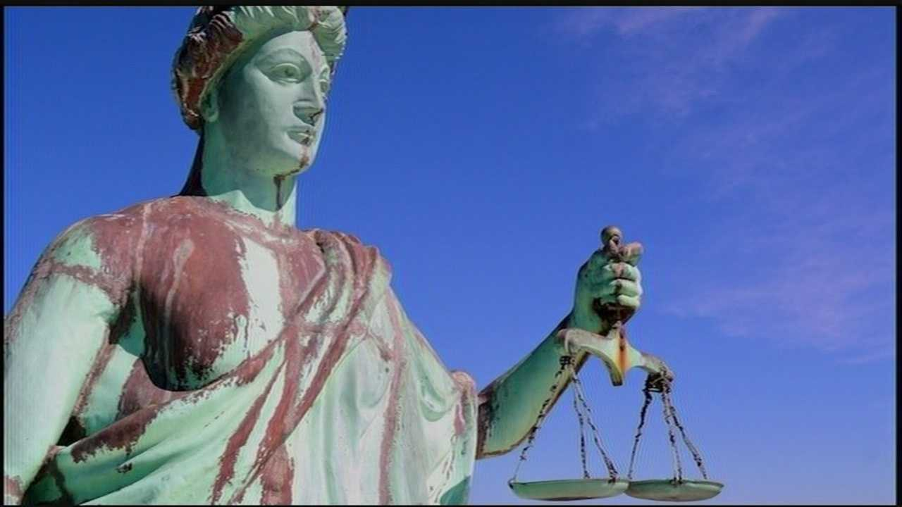 Lady Justice is turning 85 this year and is not in the shape she used to be.