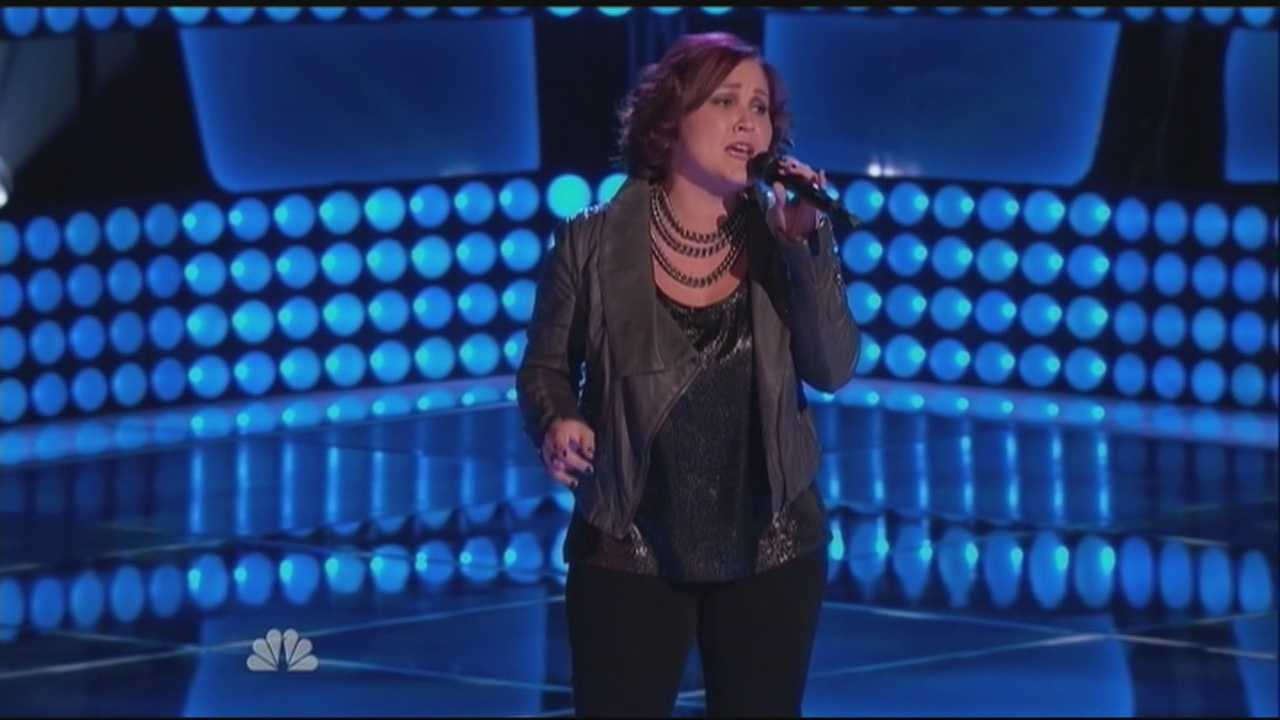 "America met York County local DaNica Shirey Tuesday night on NBC's ""The Voice""."