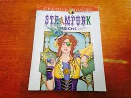 Steampunk literature ranges in genres and sub-genres like: Victorian, American West, Clockworkpunk, Cyberpunk, Gaslamp Fantasy and Steampunk Cinderella.