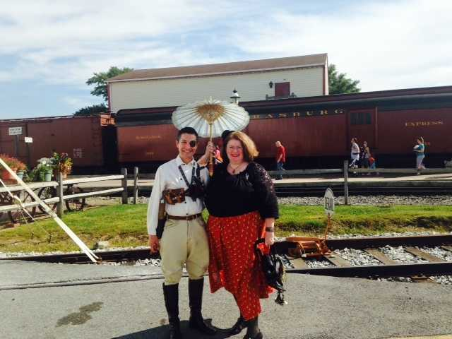 Jonathan Mazur and Jennifer O'Boyle of Alexandria, Va.