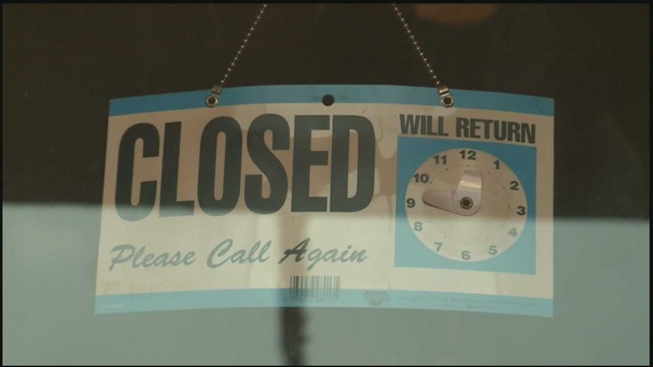 A Lancaster business owner said construction in the city has damaged her property and is causing her to lose business.