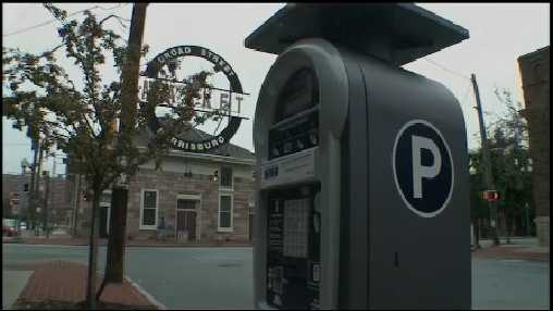 Midtown Harrisburg will have 12 new parking meters assigned to 88 parking spaces beginning Tuesday.