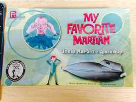 """Pictured: """"My Favorite Martian"""" board game."""