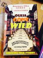 """Fisher is co-author of the book """"Ouija Gone Wild."""""""