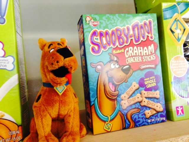Time for a Scooby snack!