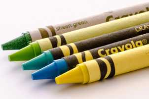 Crayola CrayonsDate: 1903Joseph Binney, Edwin Binney, and Harold Smith started the Binney & Smith company which initially produced a pigment used in barn paint and also for car tires. In 1890 the company expanded and invented a dustless chalk for schools. Following it's initial popularity, Binney & Smith expanded the line to include eight different colors in addition to black in a wax version.(Source: pabook.libraries.psu.edu)