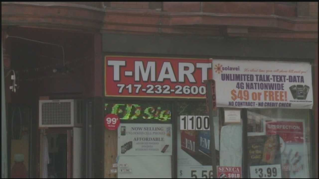 T-Mart on 3rd and Herr Street is now closed after complaints from residents in the midtown community.
