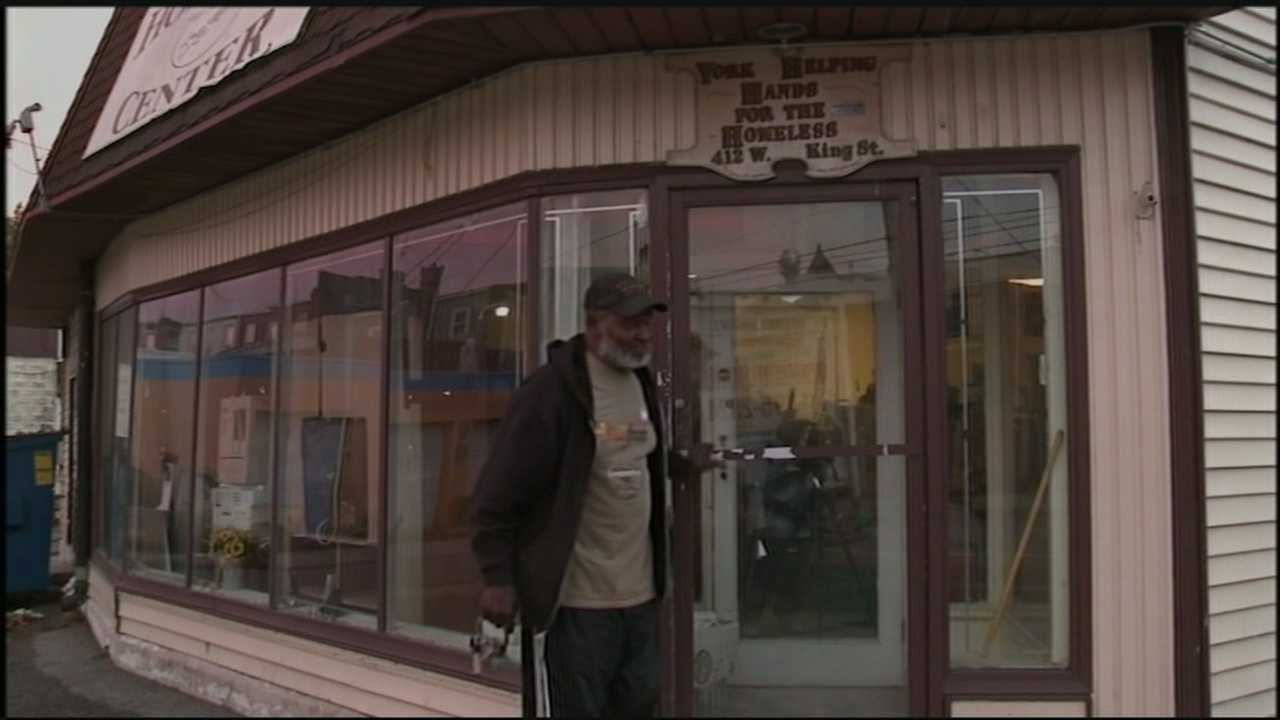 Efforts are underway to reopen a homeless drop-in center in York to help the growing number of homeless veterans.