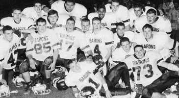 Manheim Central is saying farewell to longtime Coach Mike Williams. Click through to see some of the Barons team games through the years. (The photos were supplied by Denny Enck, as used in the Manheim Central Football History Book.)