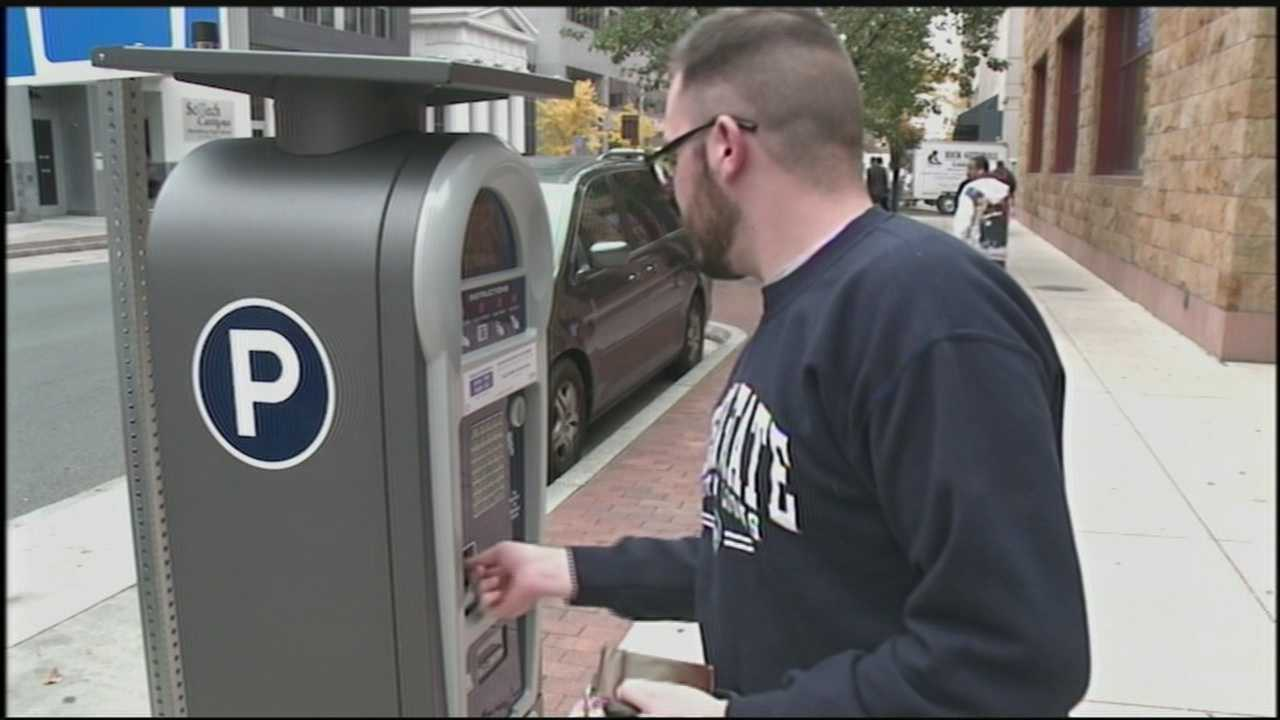 Mayor Eric Papenfuse says there is an issue with collecting outstanding parking tickets in Harrisburg.